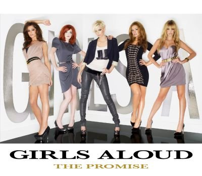 The Promise: CD Cover Inspirations - Girls Aloud